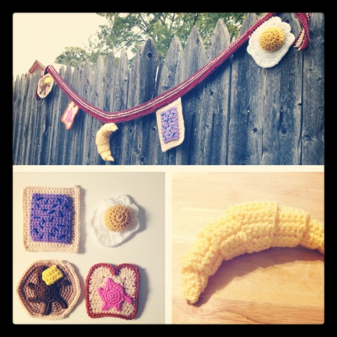 breakfast bunting photo
