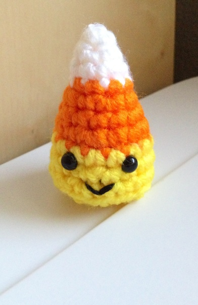 Tiny Candy Corn Photo